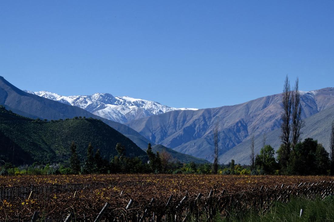 Mystic Elqui Valley